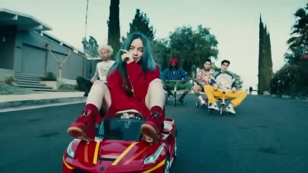 ⁣Billie Eilish – Bad Guy (Official Video 2019!)