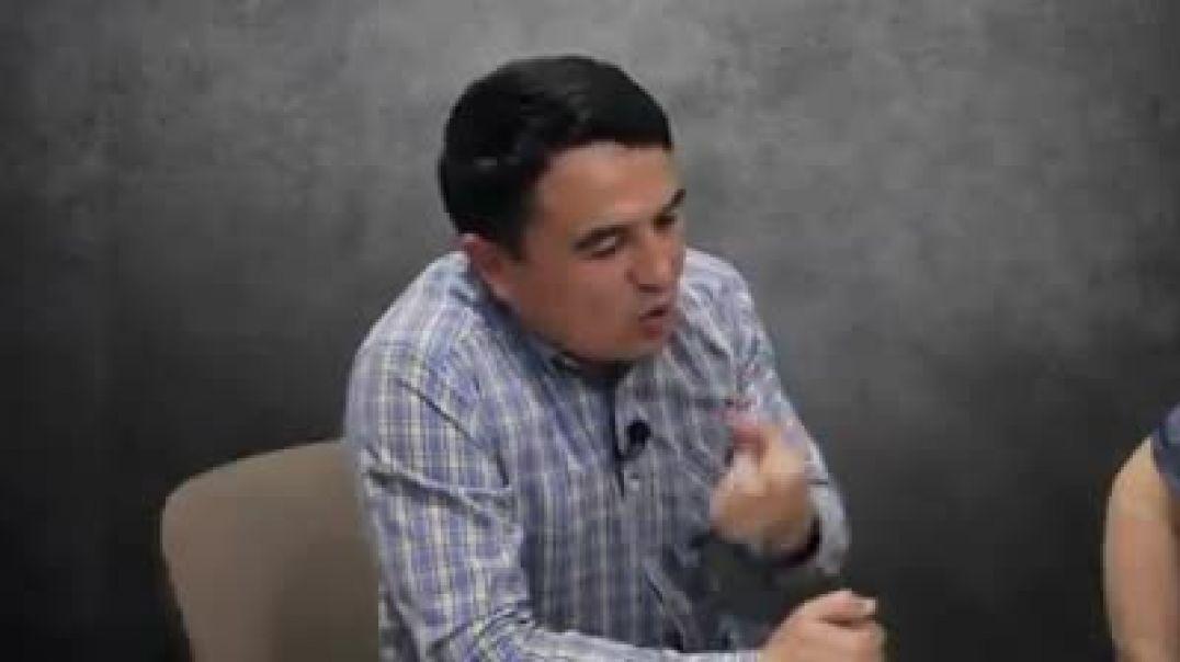 Эмоциональная Патриот Узбекистана - Интервью