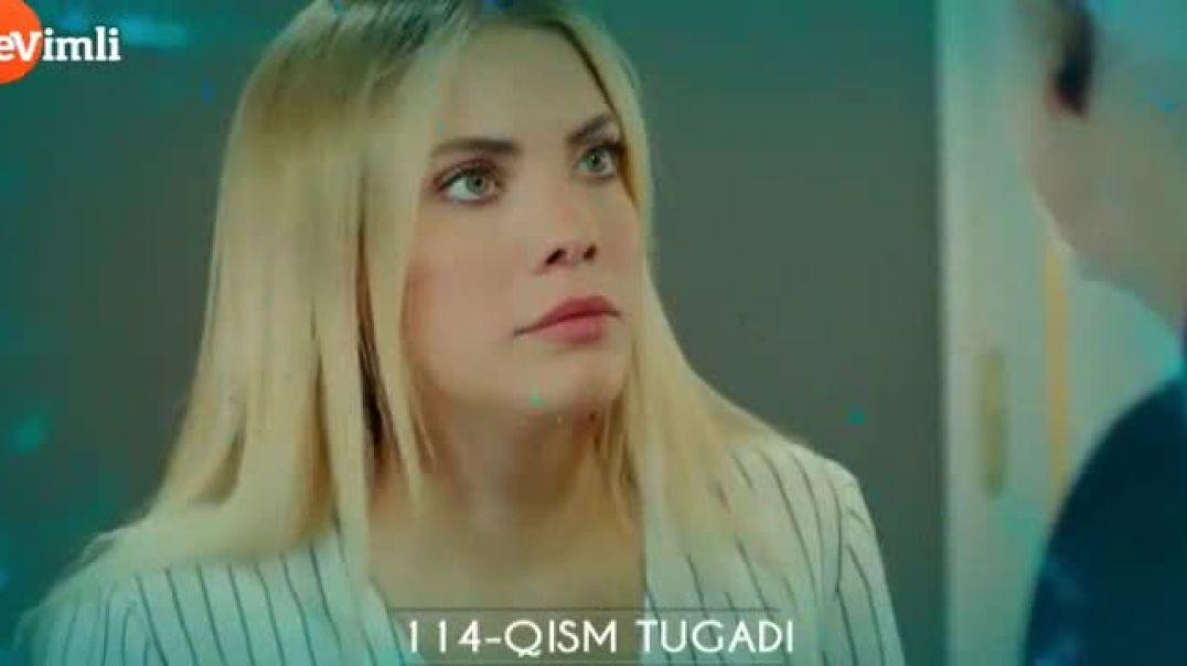 Qora Niyat 114-qism(Turk Serial) HD tas-ix | Кора Ният 114-кисм (Турк Сериал) Онлайн