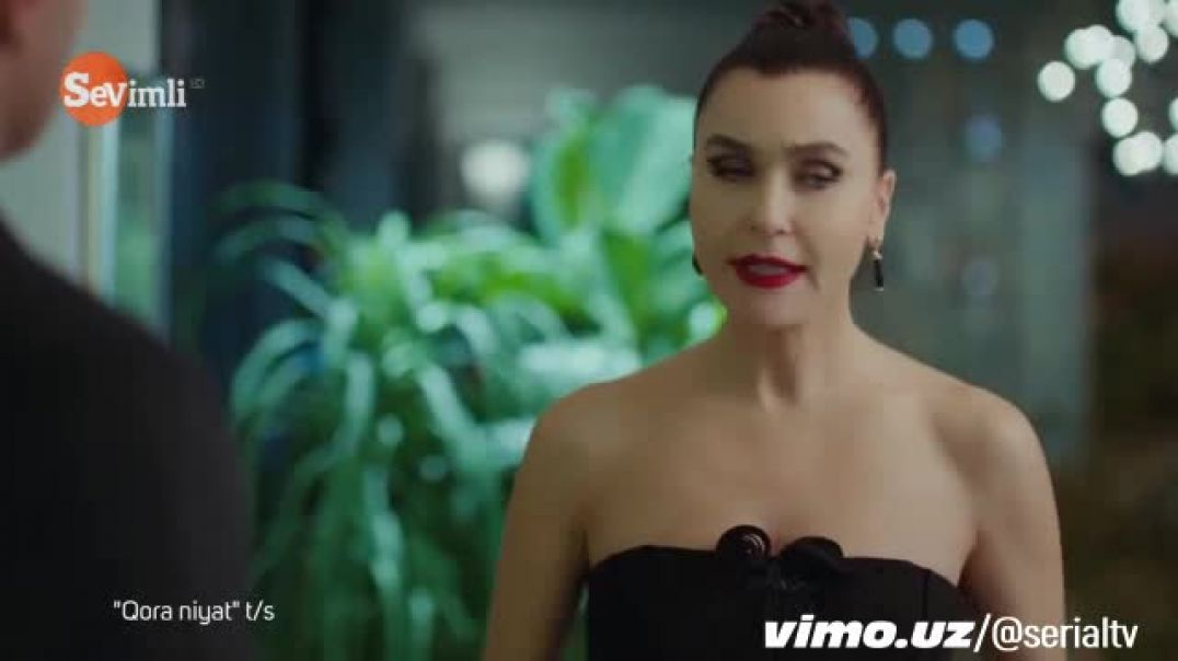 Qora Niyat 155-qism To'liq HD turk serial Uzbek tilida