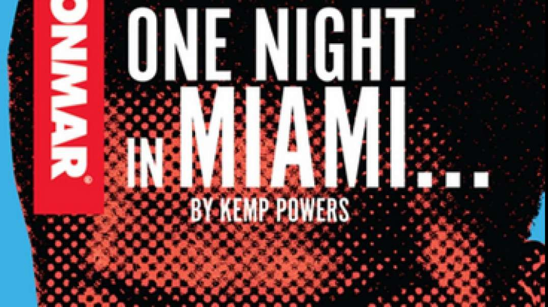⁣One Night in Miami...2020 HD-1080p Movies