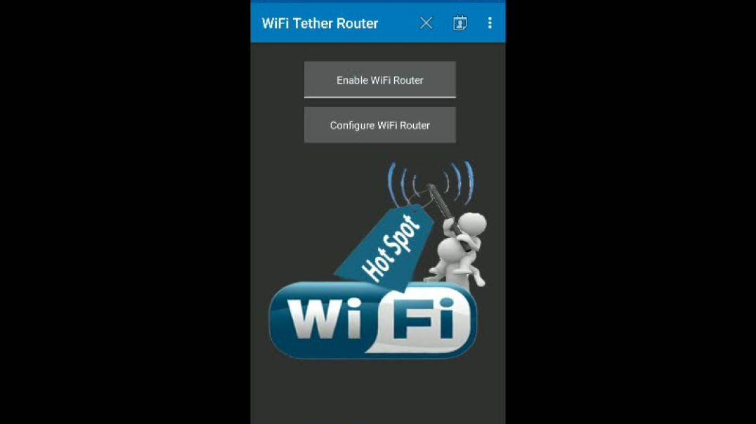 Beeline 4G Unlim Telefondan WiFi tarqatish