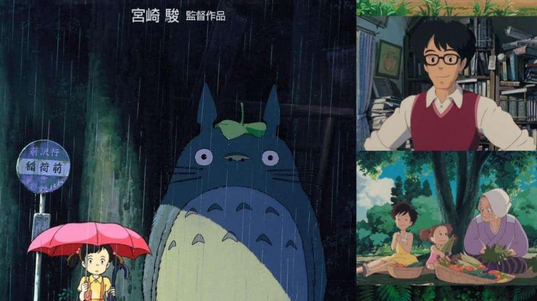 Qo'shnim Totoro (1988) Anime Uzbek tilida | My Neighbor Totoro | Мой сосед Тоторо