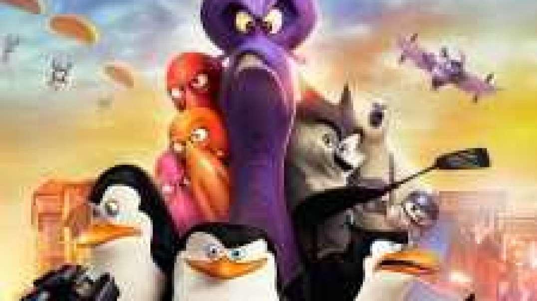 Madagaskar Pingvinlari: Orzuga Ayib Yo'qq (Tarjima Multfilm HD) Uzbek Tilida