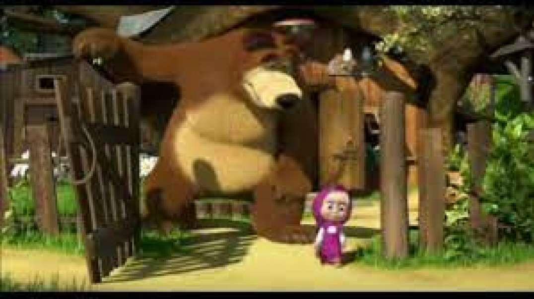 Qizaloq va Maymoq - Shifokor Masha (Маша и Медведь) Multfilm Uzbek Tilida HD