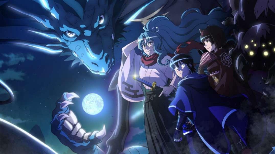 Лунное путешествие в другой мир / Tsuki ga Michibiku Isekai Douchuu. 4 серия.