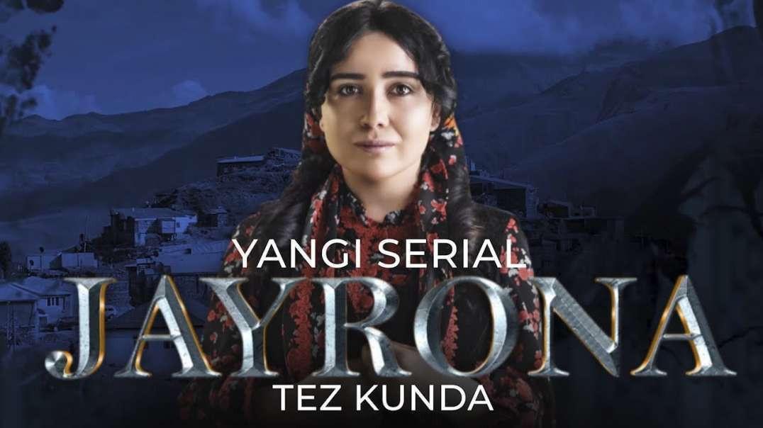 Жайрона / Jayrona 36-37 Qism (Uzbek Serial HD) Tas IX