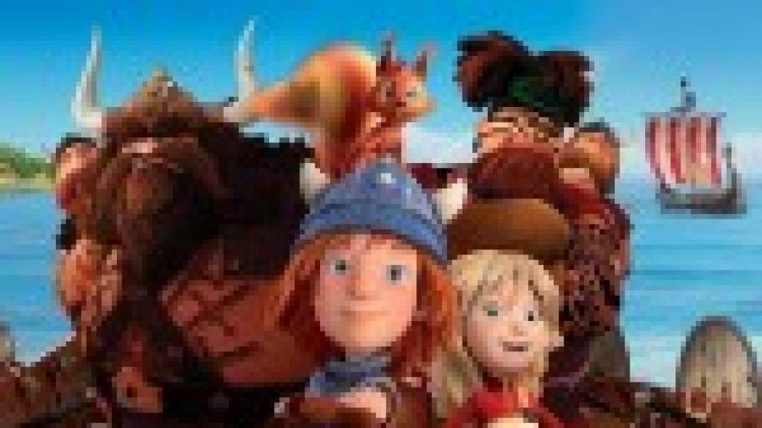 Viking Vik: Malika Budur (Mutfilm) O'zbek Tilida Tas ix Skachat