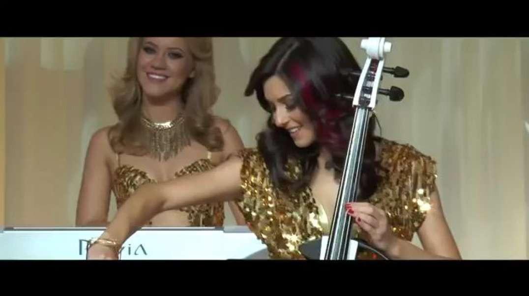 Amadeus Electric Quartet Carmen Habanera-360p